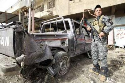 50 killed attack on rally, police and troops in Iraq -UPDATED