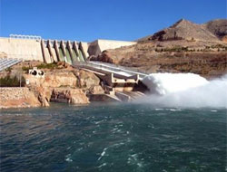 Keban Dam's electricity generation in Turkey reaches 8 bln KWH