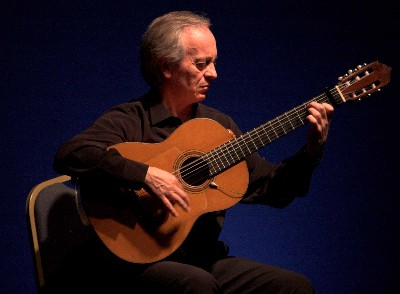 Interview with Paco Pena on Andalucian music