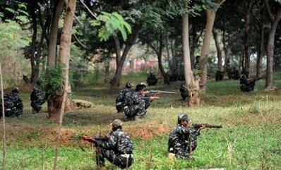Maoist attack leaves seven Indian policemen dead