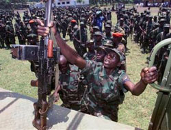 African nations give rebels in Congo six months to disarm