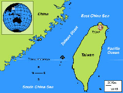 China rebukes Taiwan for comments on Hong Kong