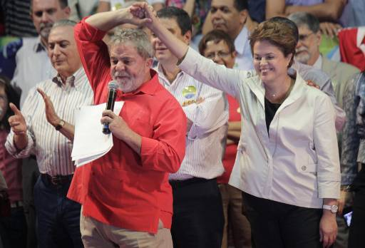 Brazil's Rousseff to face Neves in election runoff