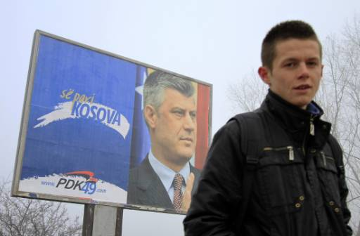 Kosovo parliament dissolves before early election- UPDATED
