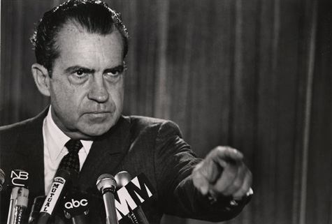 CIA declassifies Nixon, Ford briefings