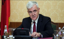 Albanian Interior Minister resigns from duty