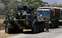 459 killed in Myanmar since coup, says rights group