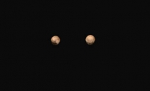 New Horizons craft nears Pluto, captures photos
