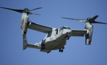 Australia finds crashed US military aircraft