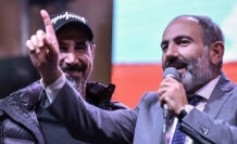 Armenian protest leader set to be elected PM