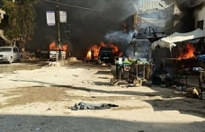 Syria: 3 civilians wounded in bomb attack in Afrin