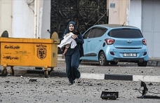 Death toll from Israeli attacks on Gaza rises to 53