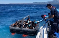 Over 70 migrants rescued in western Turkey