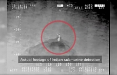 Pakistan claims it 'detected, blocked' Indian submarine incursion