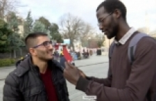 Istanbul: Street project sets record straight on Africa
