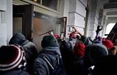 UN head 'saddened' by violence in US Capitol