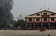 Lawmaker, 3 police defectors killed in Myanmar blast