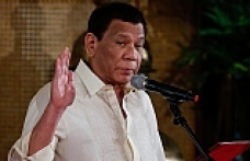 Philippine president gets 1st dose of COVID-19 vaccine