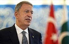 Kabul airport security to prevent Afghanistan from isolation, says Turkey's defense minister