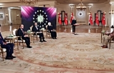 Turkey welcomes moderate statements by Taliban leaders: President