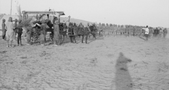 Ottoman soldiers in al-Quds defence