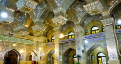 Shah Cheragh of Iran, Mosque of light and mirrors