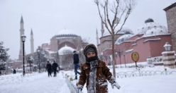 Extreme Winter Conditions in İstanbul