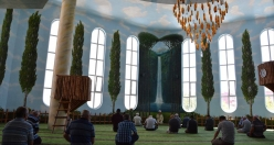 You've Probably Never Seen a Masjid Like This