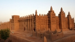 Interesting mosques from Africa