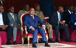 Republic of Congo's premier, government resign