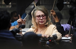 Bangladesh extends opposition head's conditional release