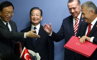 Is Turkey moving eastward?