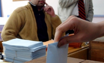 Voting ends at Greek Cypriot administration