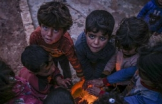 Winter difficulties in Syria's Idlib