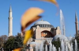 Secrets of Hagia Sophia from Vikings to Muslims