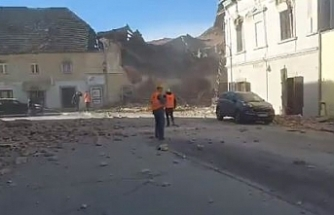 Powerful 6.3 magnitude earthquake jolts Croatia