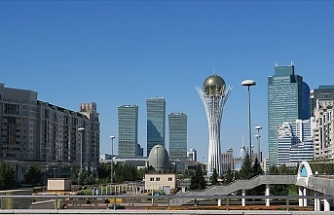Ruling party leads in Kazakhstan's parliamentary polls