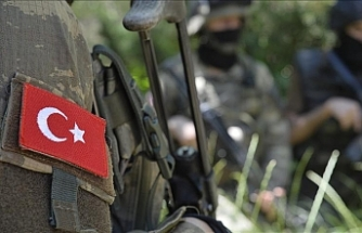 Turkey neutralizes 5 YPG/PKK terrorists in N.Syria