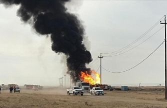 Gunmen blow up oil well in Iraq's Kirkuk