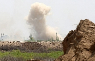 Rockets target Iraqi military base housing US forces