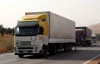 UN sends 90 truckloads of aid to NW Syria via Turkey