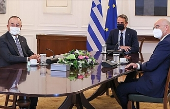 Greece, Turkey agree to recognize each other's COVID-19 vaccine certificates