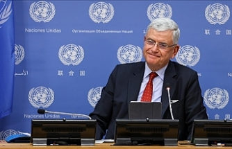 Humanitarian aid demand grew in Syria: UN General Assembly head