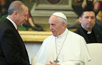 Turkish president, Pope Francis discuss Israeli attacks on Palestinians