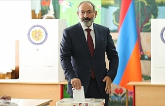 Armenian premier's party wins parliamentary vote: Unofficial results