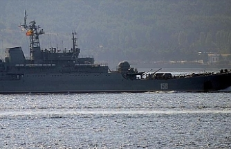 British navy ship halted from entering territorial waters: Russia