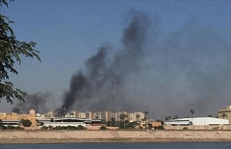 3 rockets fired at Baghdad's Green Zone, no casualties reported