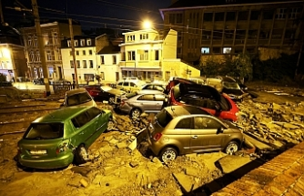Belgium hit by floods for 2nd time in just over a week