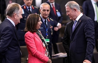 Turkish, Spanish defense chiefs hold phone call over bilateral issues