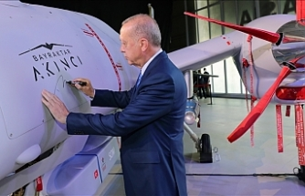 Turkey among top 3 countries in world in combat drone technology
